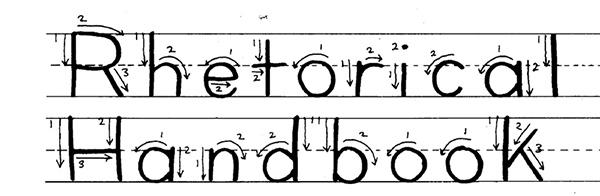 Rhetoric & Composition II Rotating Header Image